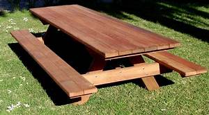 free picnic table plans 8 foot Quick Woodworking Projects