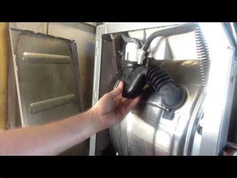 Miele Geschirrspüler Reset Tastenkombination by Miele W1712 Leaking