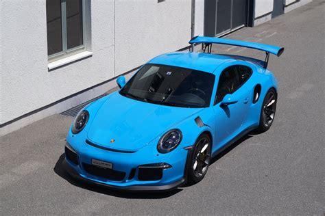 porsche blue gt3 eye candy mexico blue porsche gt3 rs