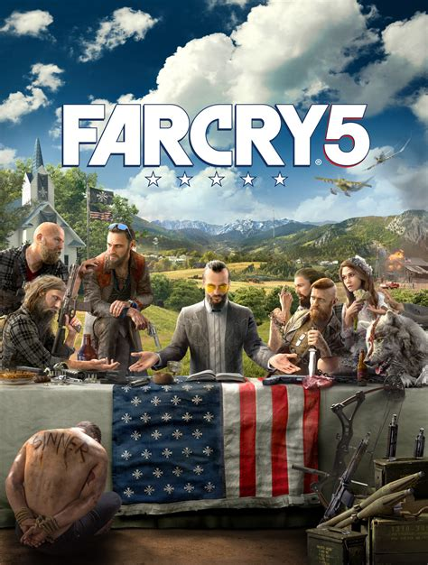 ubisoft announces year 3 far cry 5 key unveiled gematsu