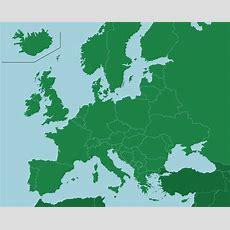 Europa Länder Erdkundequiz