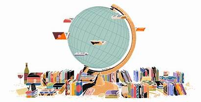 Globetrotting Reading Library Holiday Maer Thoka College