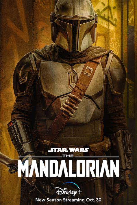 'The Mandalorian' Season 2 Character Posters: Baby Yoda ...