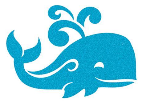 Blue Whale Glitter  Tattooforaweek Temporary Tattoos