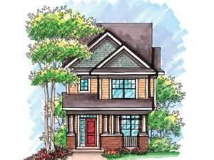 Narrow Lot House Plans Plan 020h 0200 Find Unique House Plans Home Plans And Floor Plans At Thehouseplanshop