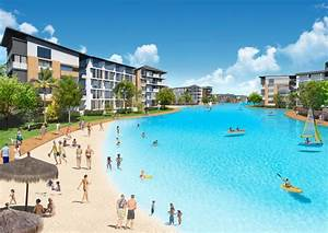 Crystal Lagoons develops its first real estate project in ...