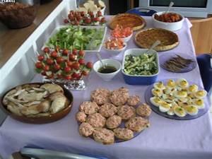 Idée Recette Anniversaire : recette de mon buffet d 39 anniversaire la recette facile ~ Melissatoandfro.com Idées de Décoration