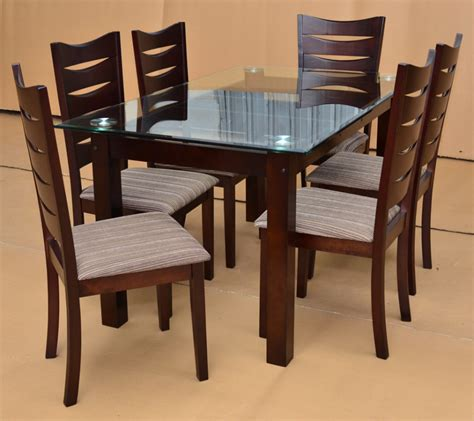 rectangle table with chairs nice glass top dining table and chairs glass top kitchen