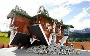 Maison L39envers En Autriche