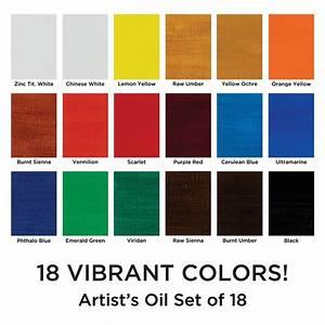39 S Artists 39 Oil Colour Set Jerry 39 S Artarama
