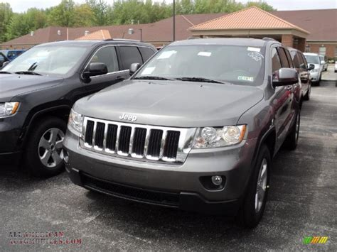 jeep grand cherokee gray 2011 jeep grand cherokee laredo x package 4x4 in mineral