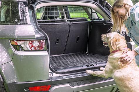 hund im auto transportieren praxistest hundegitter set f 252 r das auto travall