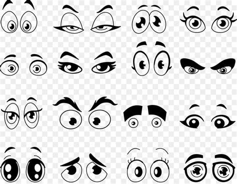 cartoon eye clip art vector eyes png