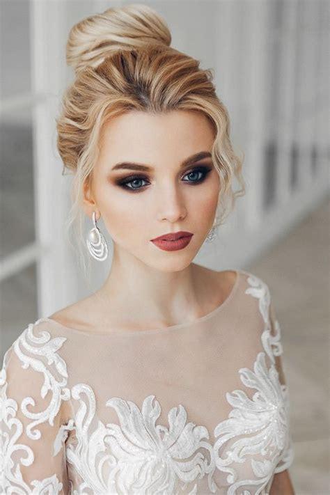 bride makeup ideas wedding makeup  brown eyes blue eyes wedding makeup  blonde hai