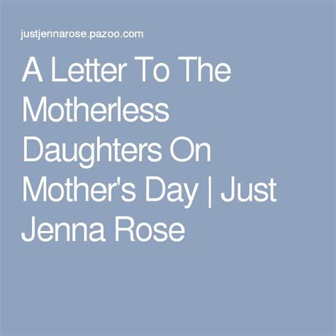 motherless daughters book quotes