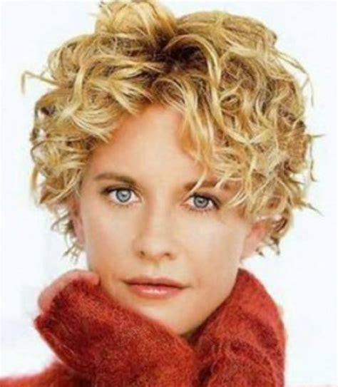 short curly hairstyles  women   faces