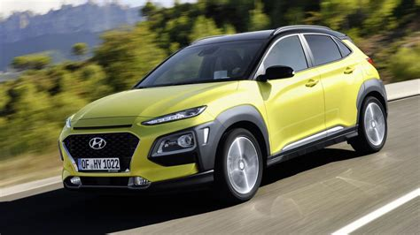 Hyundai Kona 2019 Picture by 2019 Hyundai Kona Review Top Gear