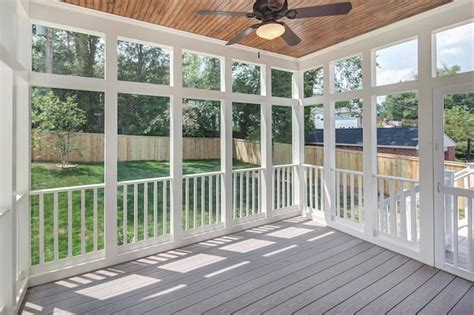 porch prices 2016 screened in porch cost screened in porch prices cost to build for the home pinterest