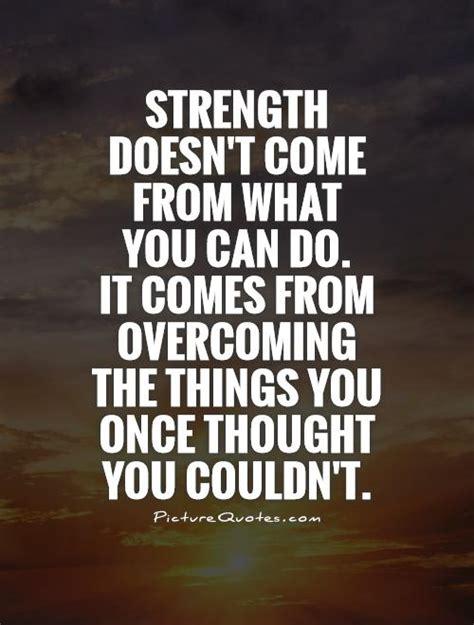 strength doesnt