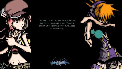 The World Ends With You Shiki Quotes