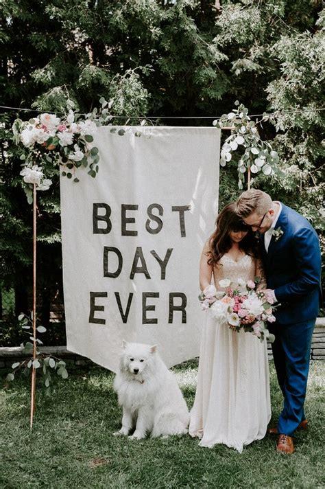 unique wedding backdrop ideas   deer pearl