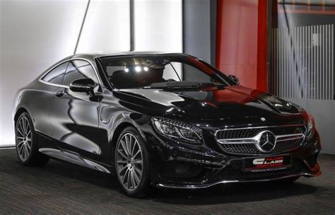 Mercedes S500 Coupe Edition 1