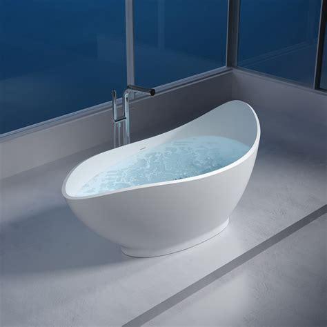 Fliesen In Holzoptik Qualitätsunterschiede by Freistehende Badewanne V2 Mineralguss Badewanne