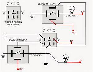 Spst Switch Schematic