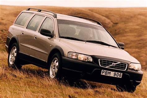 Volvo V70 Cross Contry by Volvo V70 Cross Country 2000 2002 Used Car Review