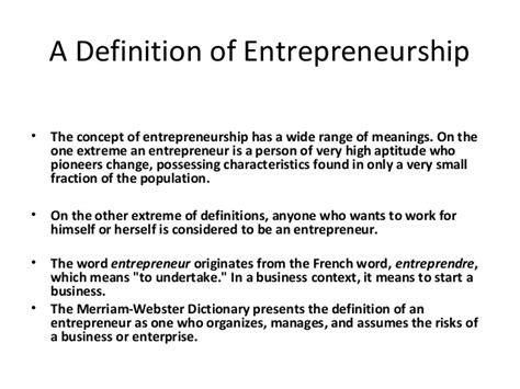 entrepreneurship lecture notes part 1