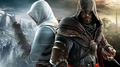 Creed Revelations Assassin Wallpapers Pc Ezio Revelation