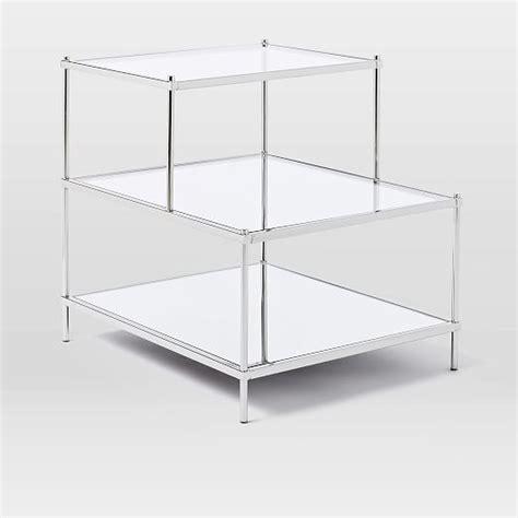 121 cm w x 51 cm d x 44 cm h; Terrace Side Table | west elm