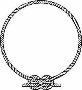 Rope Circle - ClipArt Best