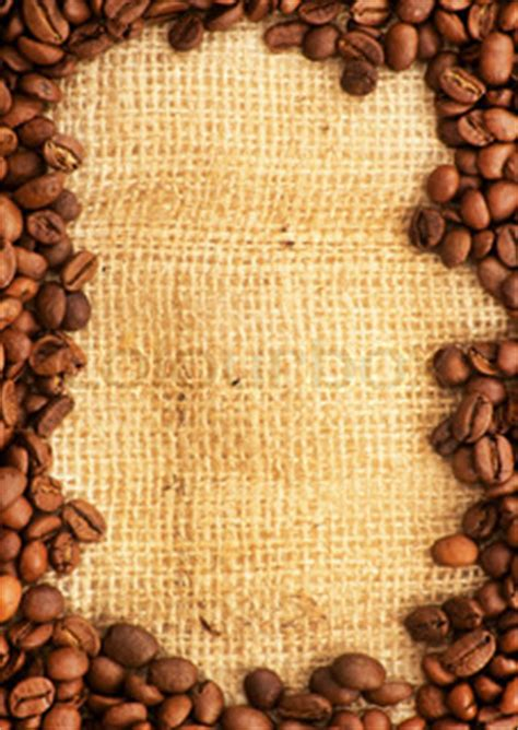 coffee border stock photo colourbox