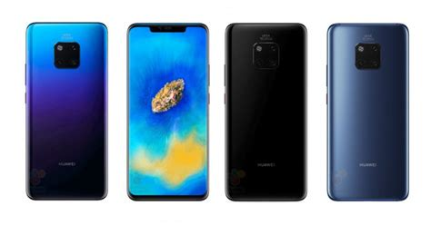 Rumour Roundup Huawei Mate 20 Pro And Wireless Charging