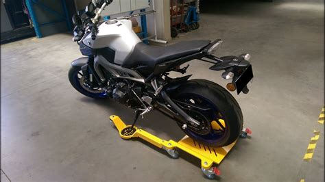 gmt motorcycle roller stand youtube