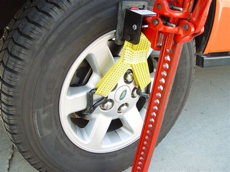 Floor Jack For Lifted Trucks by High Lift Jack Points Bad And Good Mick S Blog