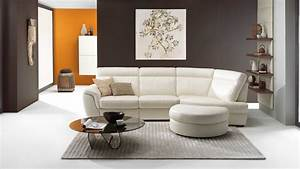 Cult sofas natuzzi for Buchannan faux leather corner sectional sofa chestnut