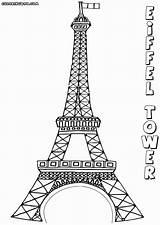 Tower Coloring Eiffel Colouring Ef Sheets Template Feet Printable Adult Gameofthronesseason Blossom Cherry Duathlongijon Coloringideas Tree sketch template