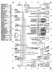1991 Jeep Cherokee Wiring Diagram