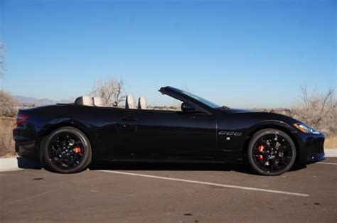 Maserati Of Denver by 2018 Maserati Granturismo Sport Convertible For Sale Near