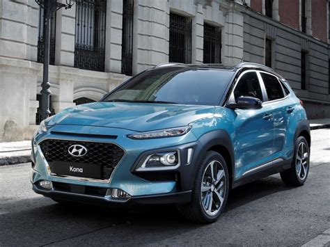 2018 Hyundai Kona, The Competitor For Juke And Chr