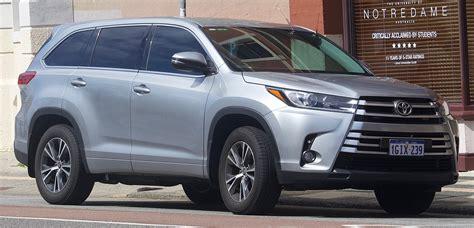 Toyota Kluger New Model 2020 by Toyota Highlander