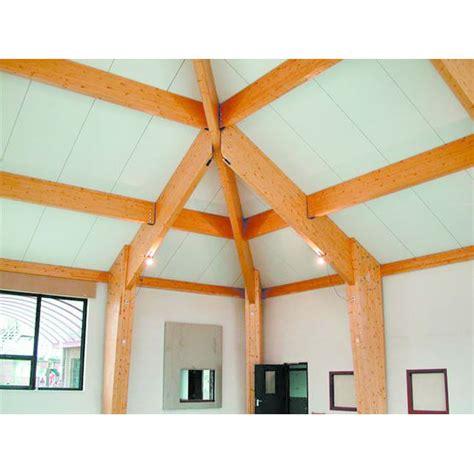 panneau isolant chevronn 233 pour toitures en pente ventil 233 es