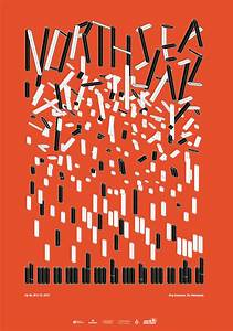 North Sea Jazz Art Poster