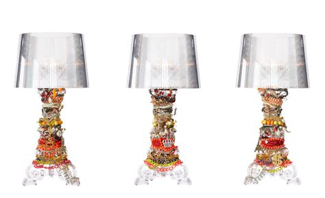 Kartell Design by 14 Designers Reimagine The Iconic Kartell Bourgie L