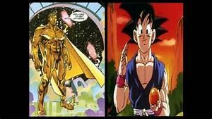 Kal El DC One Million vs Goku 100 años despues ...