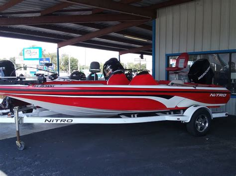 Nitro Boats Florence Al by Nitro New And Used Boats For Sale In Fl