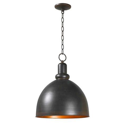 world imports lighting world imports loft 1 light rust pendant wi931142 the