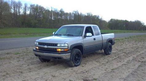 where to buy car manuals 1999 chevrolet silverado 2500 engine control purchase used 1999 chevrolet silverado 1500 ls z71 4 8l manual in three rivers michigan united